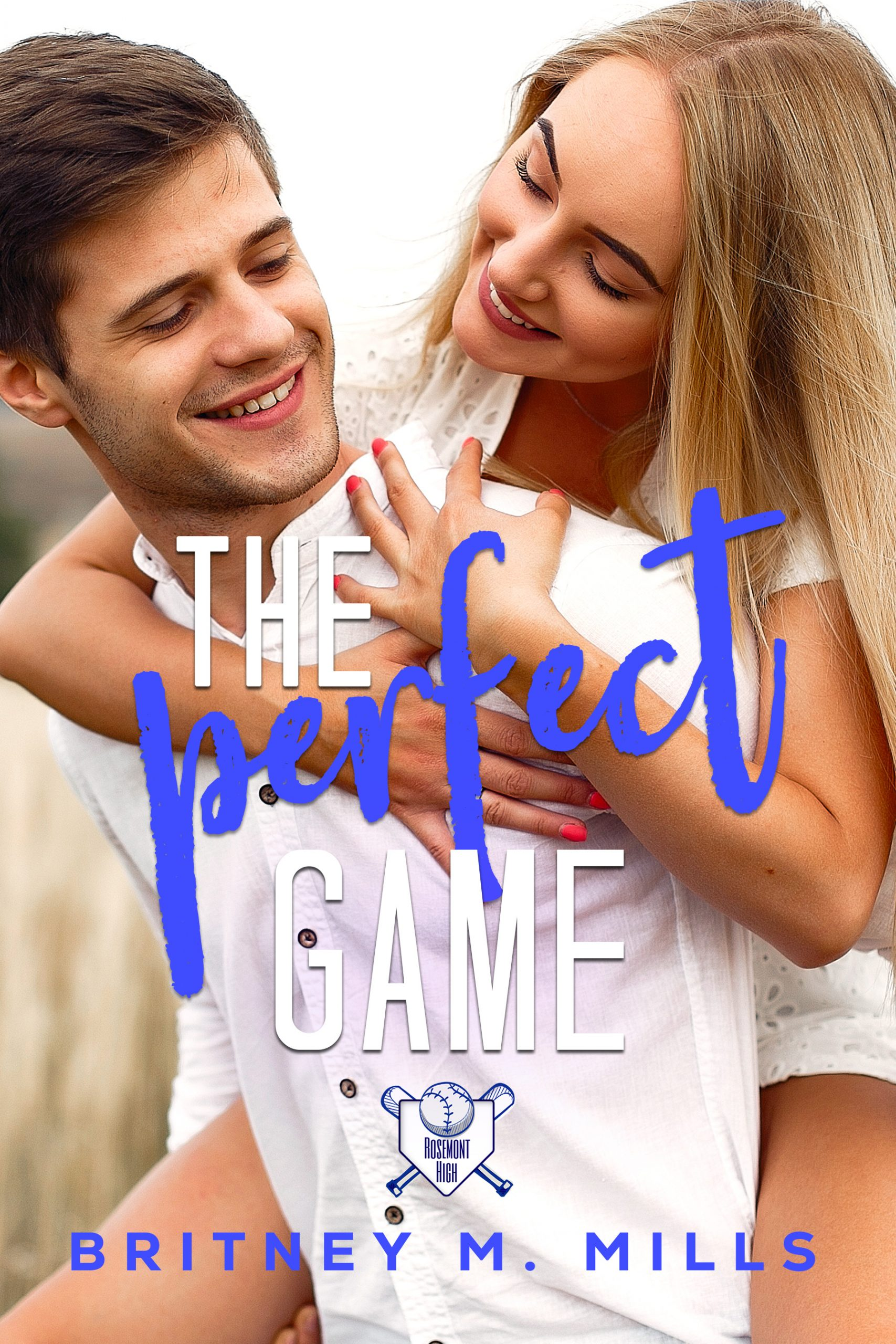 The Perfect Game by Britney M. Millls l A Young Adult Romance