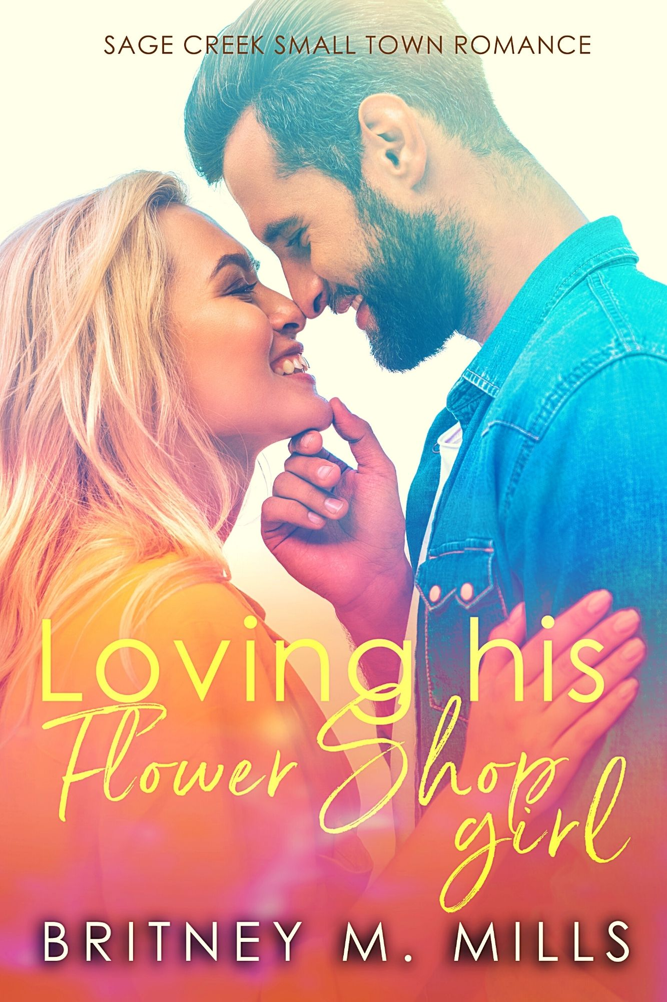 Love Under Construction by Britney M. Mills l A Sage Creek Small Town Romance